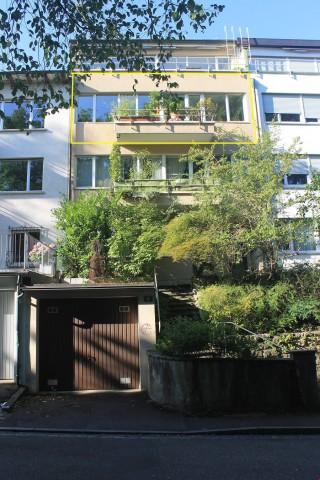 Wohnen auf dem bevorzugten Basler Bruderholz 30660867