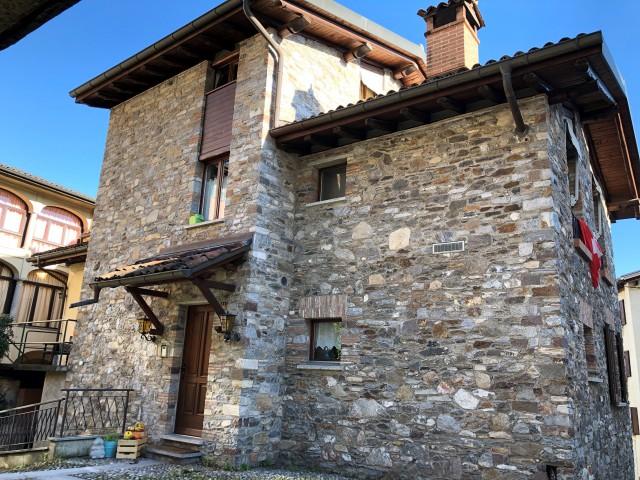 Affittasi - Casa unifamiliare nel nucleo di Serocca d'Agno 32344880