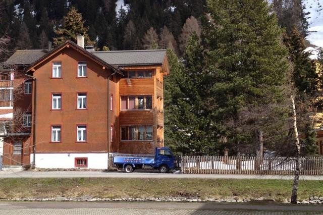 Charmante 3-Zimmer-Wohnung, Davos-Platz 27877591