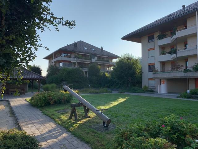 Am Fusse des Gurtens: sonnige, grosse 3.5-Zimmer-Wohnung mit 31729364