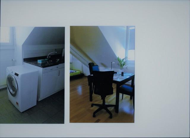 moderne, helle Dachwohnung, bequem möbliert 26346343