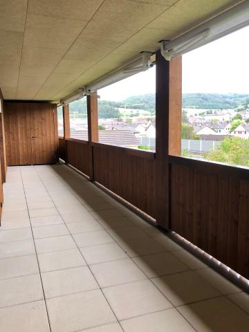 Balkon mit Reduit 29.6m2