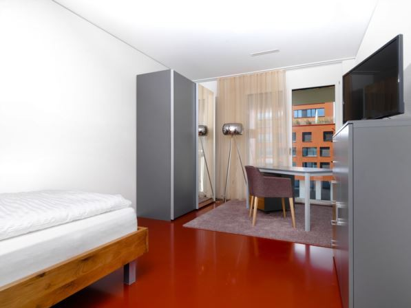 Hotel nahes Wohnen - Suurstoffi am Bahnhof Rotkreuz 26680070