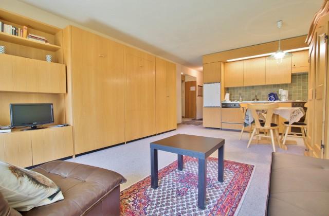 1.5-Zimmer-Wohnung an bevorzugter Wohnlage, ideal als Ferien 25461854
