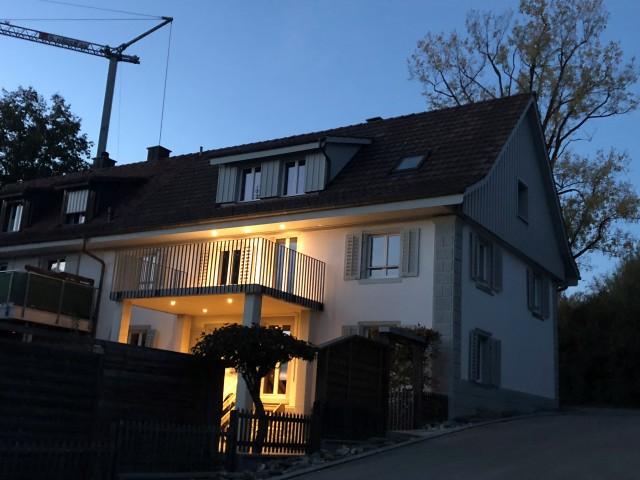 Doppelhaushälfte mit Parterrewohnung & Maisonette Wohnung 26627005