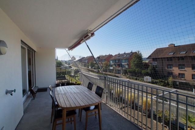 Charmante & sonnig gelegene 4½ Zi. Wg., ged. Balkon, schöne  26205489