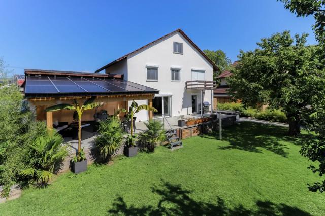 5.5 Zimmer Einfamilienhaus in Steffisburg 32368275