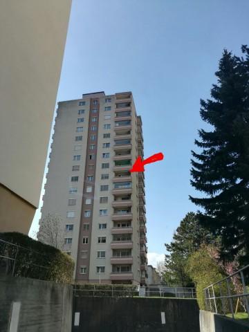 Schöne 4 1/2 Zimmerwohnung im Rheinquartier 20092851