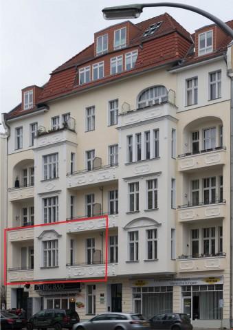 Wunderschöne Jugendstilwohnung in Berlin dringend zu verkauf 23663712