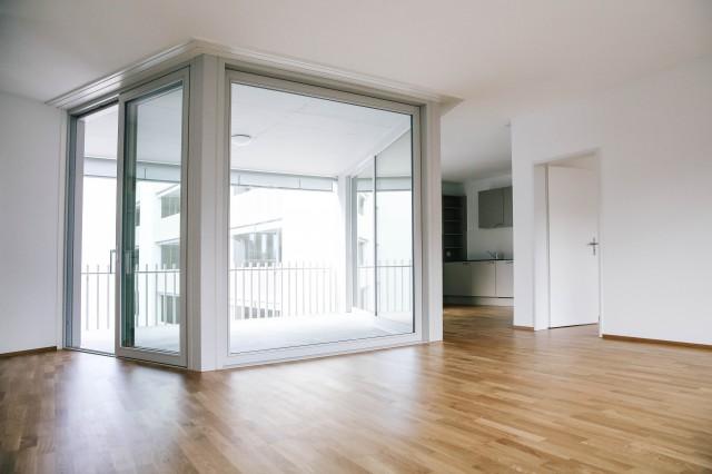Moderne Wohnung mit grosser Loggia 31823754