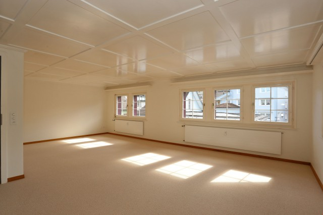 Grosszügige 5.5 Zimmerwohnung im Zentrum von Appenzell! 21973825