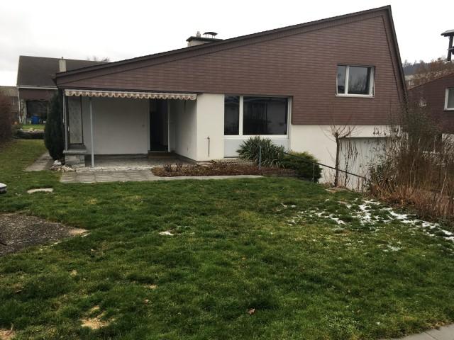 5.5-Einfamilienhaus mit Charme Fr. 2'470.-- exkl. Nk. 27889191