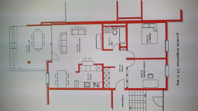 Gemütliche Wohnung im EG mit gedecktem Sitzplatz und Autopar 25153279