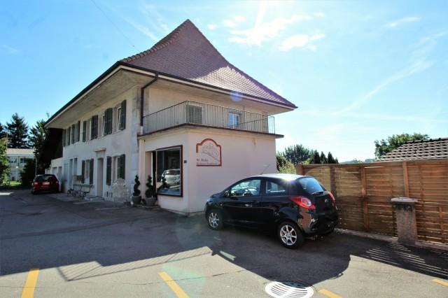 Wohn- und Gewerbehaus bietet viele Optionen 26357882