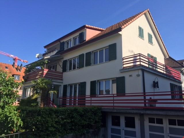Wohnung mit Terrasse und Balkon 19722749