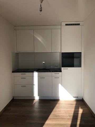 ERSTVERMIETUNG: 1.5-Zimmerwohnung mit grossem Sitzplatz 32246394