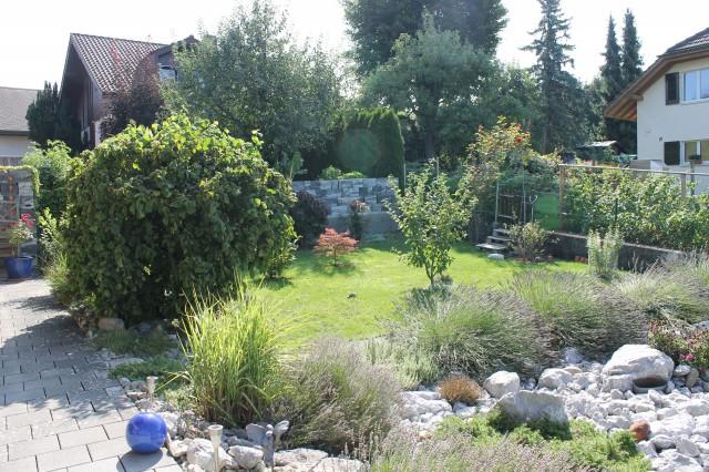 4.5 Zimmer Gartenwohnung im Grünen zu verkaufen 31662174