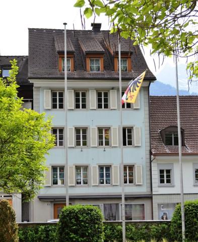 Bezaubernde 3.5-Zimmerwohnung im Zentrum von Altdorf 21974092