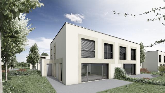 5.5 Zimmer Doppel-Einfamilienhaus Nr. 5 + 6, Nutzfläche 161  22094146