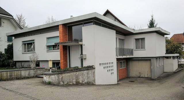Grosszügiges modernes 4 1/2-Zimmer Wohnhaus mit Werkstatt 26694418