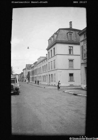 5.5 Zimmer Wohnung Nachbarschaft Synagoge und Basler Altstad 25201290