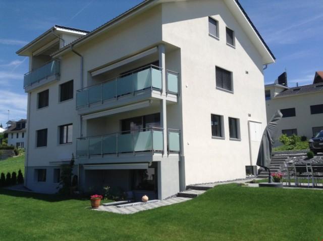 Ruhige 4 1/2-Zimmerwohnung in Zweifamilienhaus 24512704