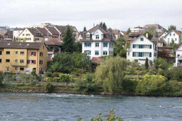 4 1/2 Zimmer Wohnung direkt am Rhein 31057458