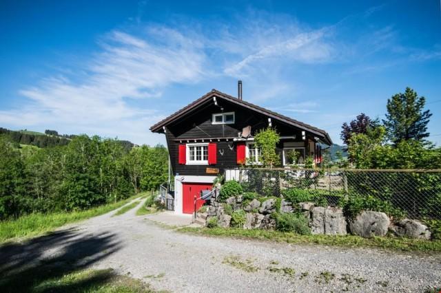 Chalet Morgensunne in den Hügeln von Appenzell 24692564