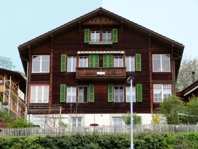 Am Thunersee, Sonnige, helle 3- Zimmerwohnung mit tollem Aus 28816393