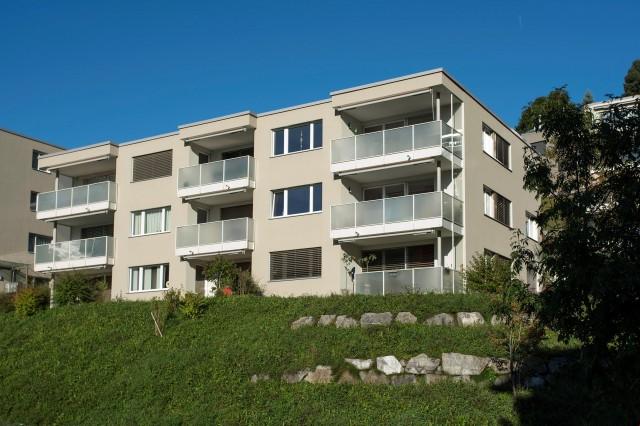 moderne 4.5-Zimmerwohnung mit Alpsteinsicht zu vermieten 22387583