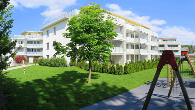 NEUWERTIGE 3½-Zimmer-Etagenwohnung im Minergie-Standard 23814540
