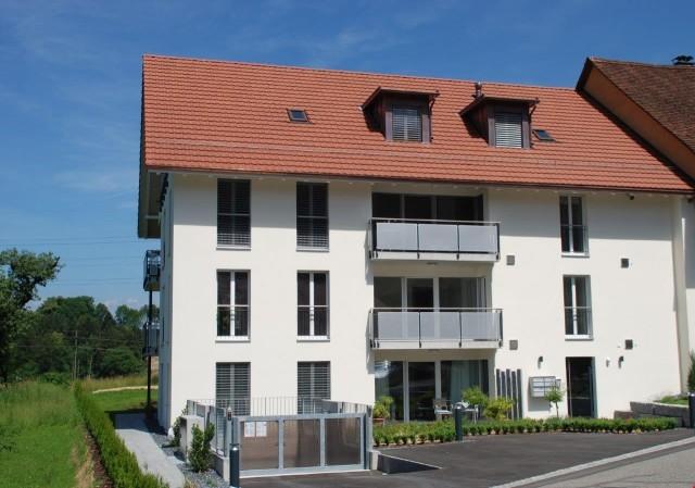 Haus wohnung mieten kaufen in der schweiz for Parterrewohnung mieten