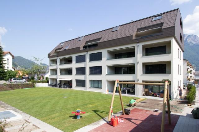 Neubau Dachmaisonette - Wohnen wie im eigenen Haus 25190346