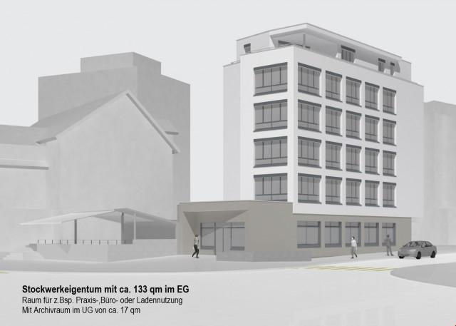 Neubau Wohn- und Geschäftshaus direkt im Zentrum 27473261