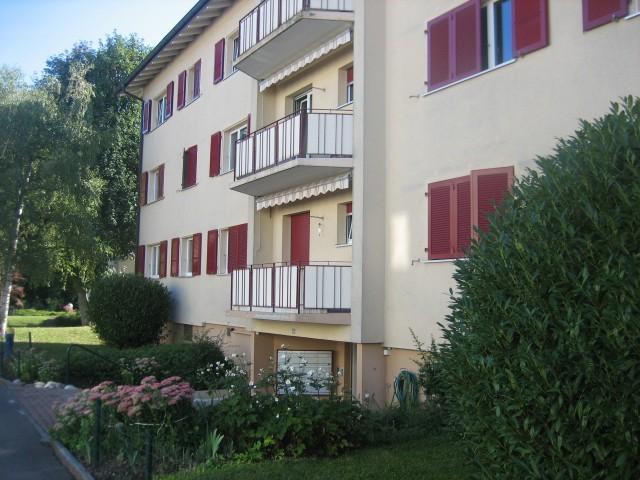 Sonnige Wohnung nähe Hardwald 19105739