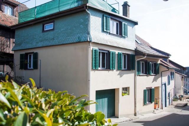 Wohnhaus mit Baulandreserve 23634173