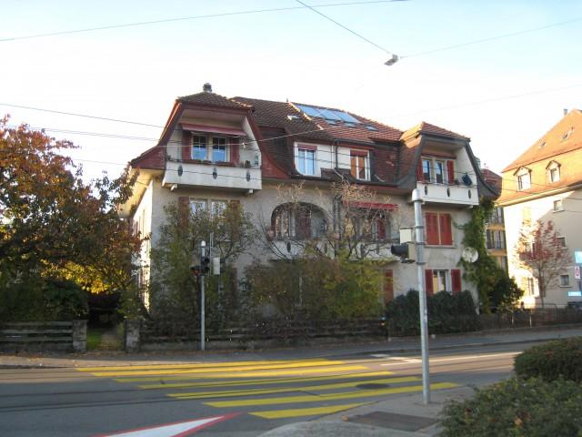 Kleines aber feines Bijou im Mattenhof – 1,5-Zi-Dachwohnung  21238990