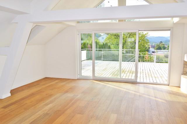 Grosszügiges Einfamilienhaus mit unverbaubarem Weitblick 31837661