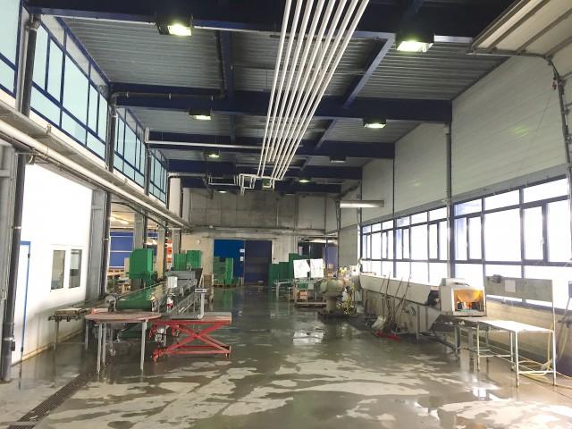 Lonay immobili in vendita annunci e piccoli annunci for Cout batiment industriel m2