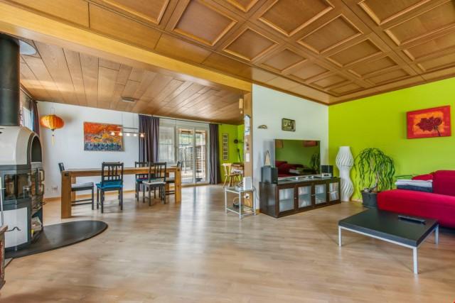 8.5-Zimmer Maisonette Wohnung - grosse Terrasse - Balkon - S 31152914