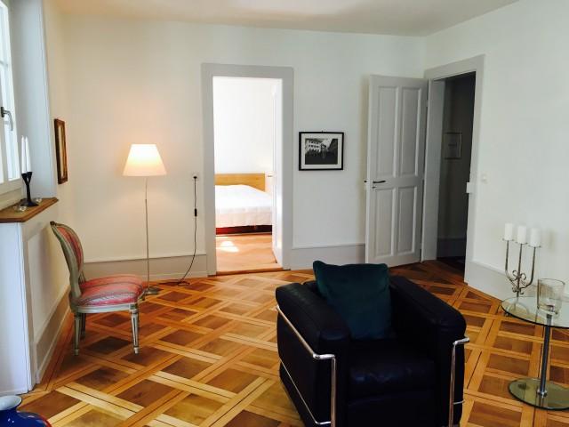 Im 2016 totalsanierte 3.5-Zimmer Altbauwohnung im Länggasse  19722556
