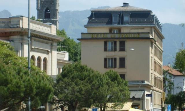 Hotel De Famille, Spa / Fitness Fläche zu vermieten 19496241