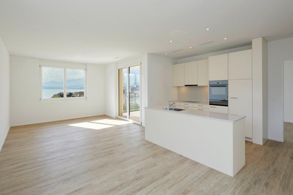 Miete: Moderne Wohnung in Immensee