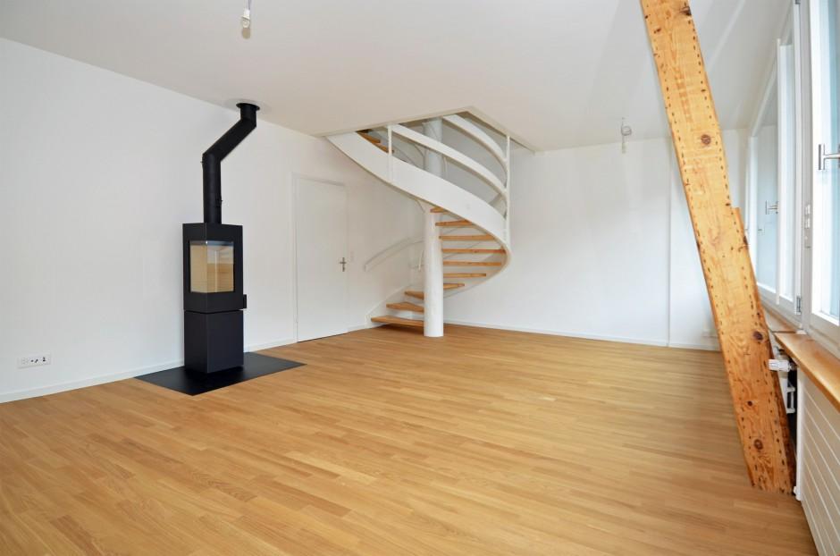 Miete: Traum-Maisonette-Wohnung