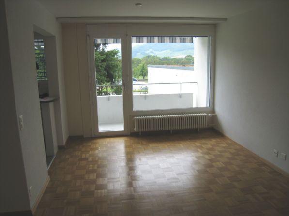 Miete: Wohnung mit Aussicht auf die Aare