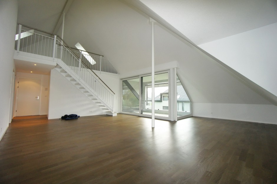 Miete: moderne Wohnung mit sehr schöner Galerie