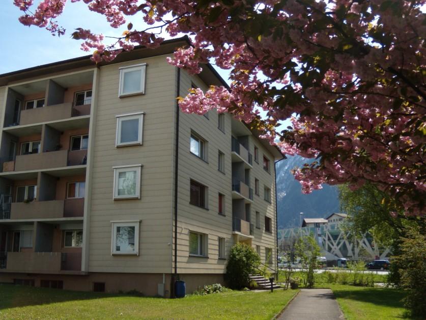 Helle Mietwohnung mit Balkon, Keller und Estrich