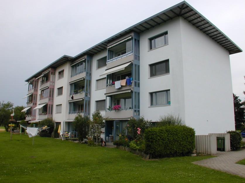 Miete: Wohnung an ruhiger, sonniger Lage