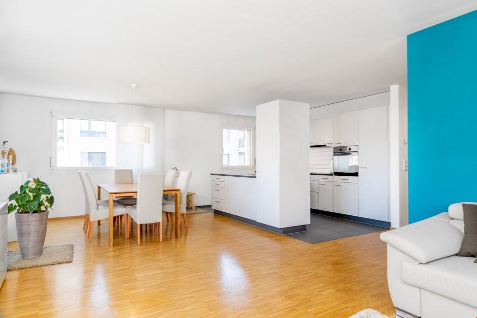 Vermietung: moderne Wohnung im Wohnpark Hansmatt