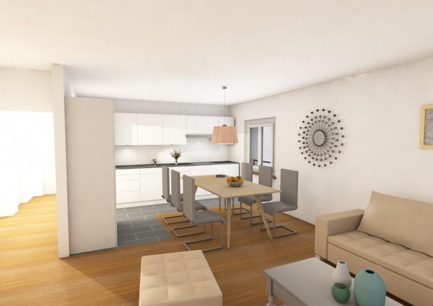 Erstbezug: schöne moderne Wohnung